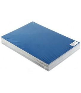 Обложки для переплета картонные Chromolux cover А4, 100 шт., 250 г/м2, глянцевые голубые