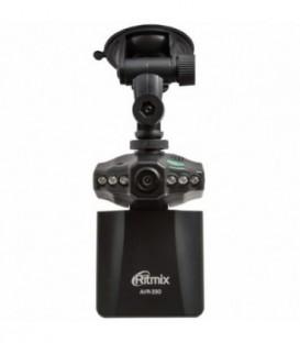 Видеорегистратор автомобильный Ritmix AVR-330 черный