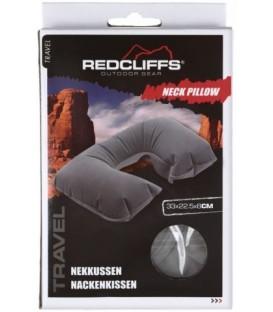 Надувная подушка Red Cliffs 33*22,5*8 см, серая