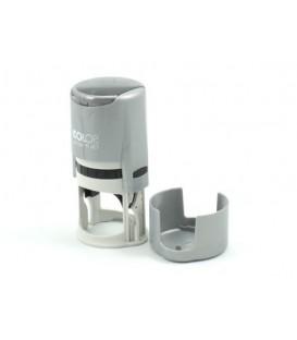 Автоматическая оснастка Colop PR40 в боксе для клише печатидиаметр 248-40 мм, корпус серебристый
