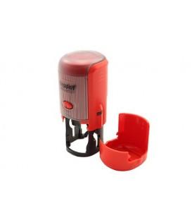 Автоматическая оснастка Trodat 46025 в боксе для клише печатидиаметр 248-25 мм, корпус красный