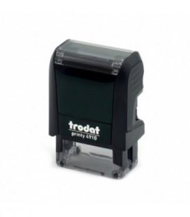 Автоматическая оснастка Trodat 4910 для клише штампа 26*9 мм