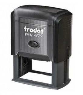 Автоматическая оснастка Trodat 4929 для клише штампа 50*30 мм, корпус черный