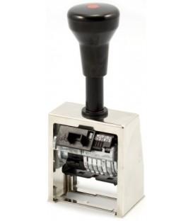 Нумератор автоматический Reiner B6 тип В6, 6 разрядов, высота шрифта 4,5 мм