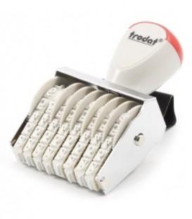 Нумератор ленточный Trodat тип 1548, 8 разрядов, высота шрифта 4 мм