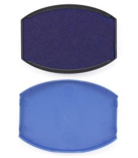 Подушка штемпельная сменная Trodat для штампов 6/44055 овал, синяя