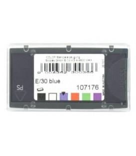 Подушка штемпельная сменная Colop для штампов тип E/30 для оснасток: Printer C30 (47*18 мм), синяя