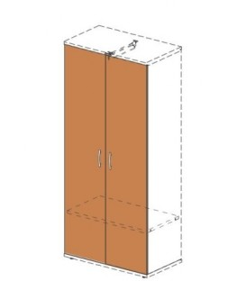 Комплект дверей к шкафу 804*1800 мм