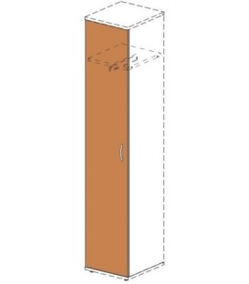 Дверь к шкафу 404*2155 мм