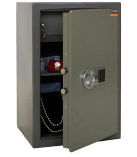Взломостойкий сейф офисный Valberg Karat ASK ASK-67T EL: 1 полка + трейзер (135*392*276 мм), 56/15 л
