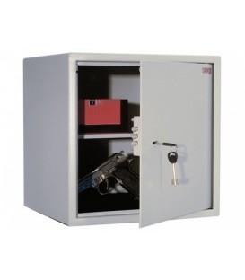 Мебельный сейф Aiko серии T с ключевым замком T-40: 1 полка, 47 л
