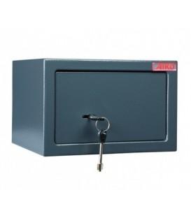 Мебельный сейф Aiko серии Т с ключевым замком T-250-KL: 18 л
