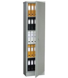 Металлический шкаф серии АМ AM-1845: 1830*472*458 мм, 4 полки, 36 кг