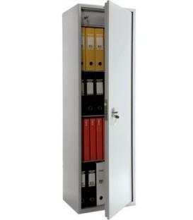Бухгалтерский шкаф серии SL SL-150T: 3 полки + трейзер, 1 отделение