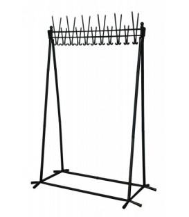 Вешалка гардеробная «Алла-22» 1300*700*1800 мм, черная