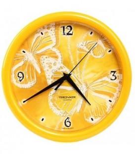 Часы настенные «Тройка» «Бабочки»