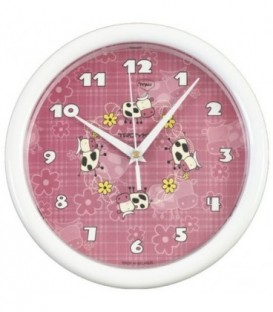Часы настенные «Тройка» «Коровки»