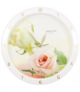 Часы настенные «Тройка» «Роза»
