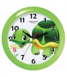 Часы настенные «Тройка» «Черепашка»