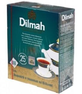 Чай Dilmah 150 г, 100 пакетиков, чай черный
