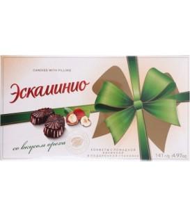 Набор конфет «Эскамино» со вкусом ореха 141 г