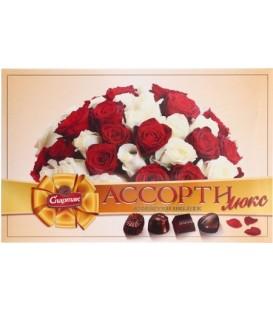 Набор конфет «Ассорти» люкс 189 г
