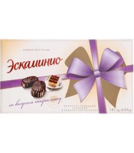 Набор конфет «Эскамино» со вкусом тирамису 141 г