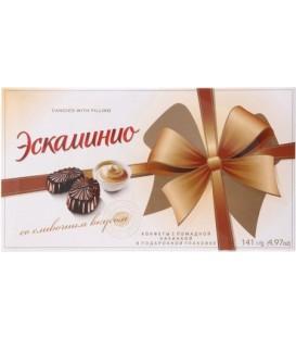 Набор конфет «Эскамино» со сливочным вкусом 141 г