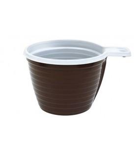 Чашка одноразовая кофейная 180 мл