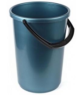 Ведро пластиковое 12 л, синее