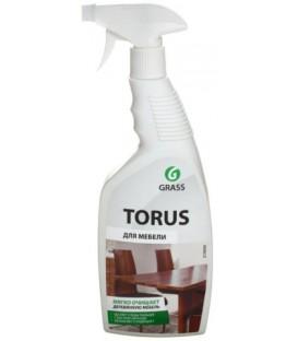 Очиститель мебели с полирующим эффектом Grass Torus 600 мл, с распылителем