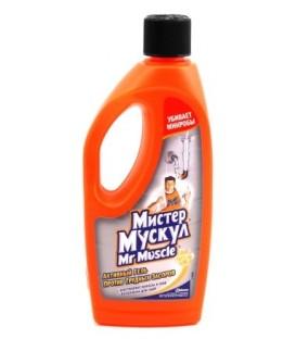 Средство для чистки труб Mr. Muscle 500 мл