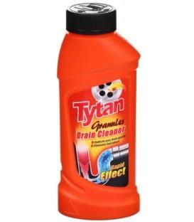 Гранулированное средство для чистки канализационных труб Tytan 250 г