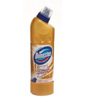 Средство чистящее для унитаза Domestos 500 мл, «Ультра Блеск»