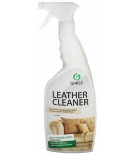Очиститель-кондиционер кожи Grass Leather Cleaner 600 мл, с распылителем