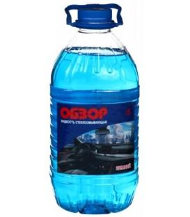 Жидкость стеклоомывающая «Обзор» 3000 мл