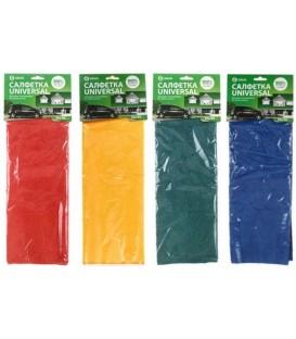 Салфетка из микрофибры для автомобиля Grass Universal 35*40 см, ассорти (цена за 1 шт.)
