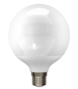 Лампа энергосберегающая Econ 23Вт (115Вт), 230-240V, 2700К (теплый белый свет), цоколь E27 (диаметр лампочки 105 мм)