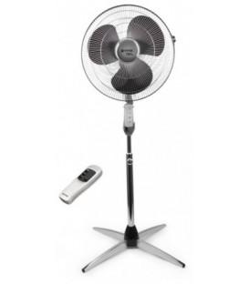 Вентилятор напольный Vitek VT-1905 серебристый