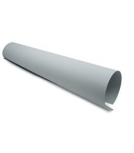Бумага цветная для пастели двусторонняя Murano 500*650 мм, 160 г/м2, серо-голубой