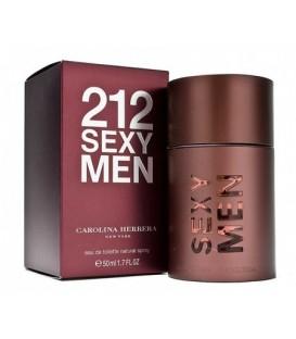 Вода туалетная Carolina Herrera 212 Sexy Men 50 мл