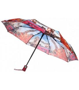 Зонт женский от дождя (автомат) «Лондон»