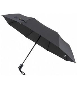 Зонт универсальный от дождя (полуавтомат) черный