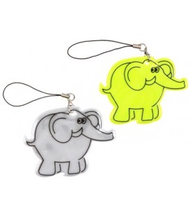 Брелок светоотражающий детский Darvish «Слон»