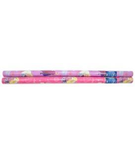 Бумага упаковочная подарочная Clairefontaine Alliance Paper 2 м*70 см, Disney, для девочек, ассорти