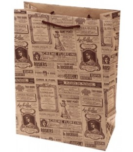 Пакет подарочный «Лиа Пак» 22*31*10 см