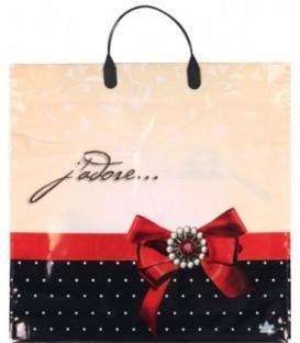 Пакет подарочный «Тико-пластик» 35*35 см, «Жадор»