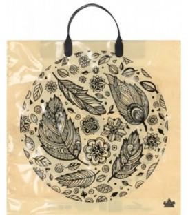 Пакет подарочный «Тико-пластик» 35*35 см, «Шар»