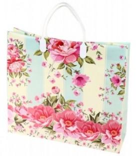 Пакет подарочный «ТИКО-Пластик» 30*28 см, «Прованс»