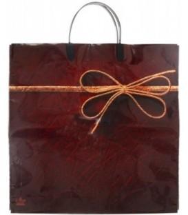Пакет упаковочный «Тико-пластик» 35*35 см, «Золотой бантик»